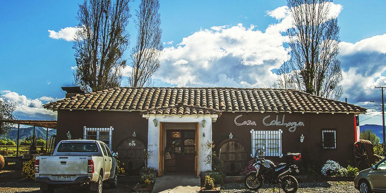 Casa Colchagua Chilean Restaurant