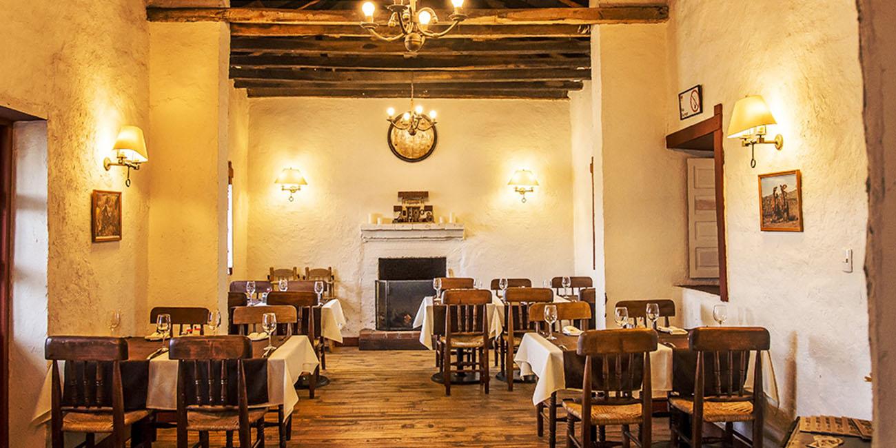 Casa Colchagua Restaurant Indoor Dining
