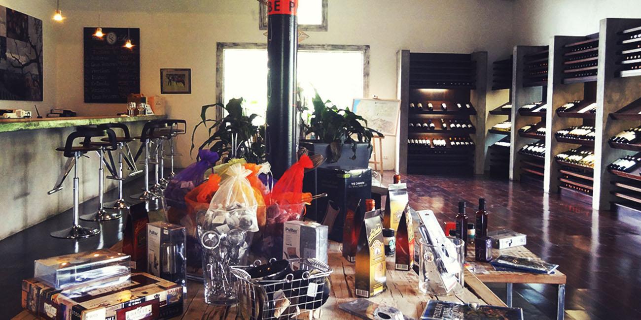 Casa Silva Wine Shop