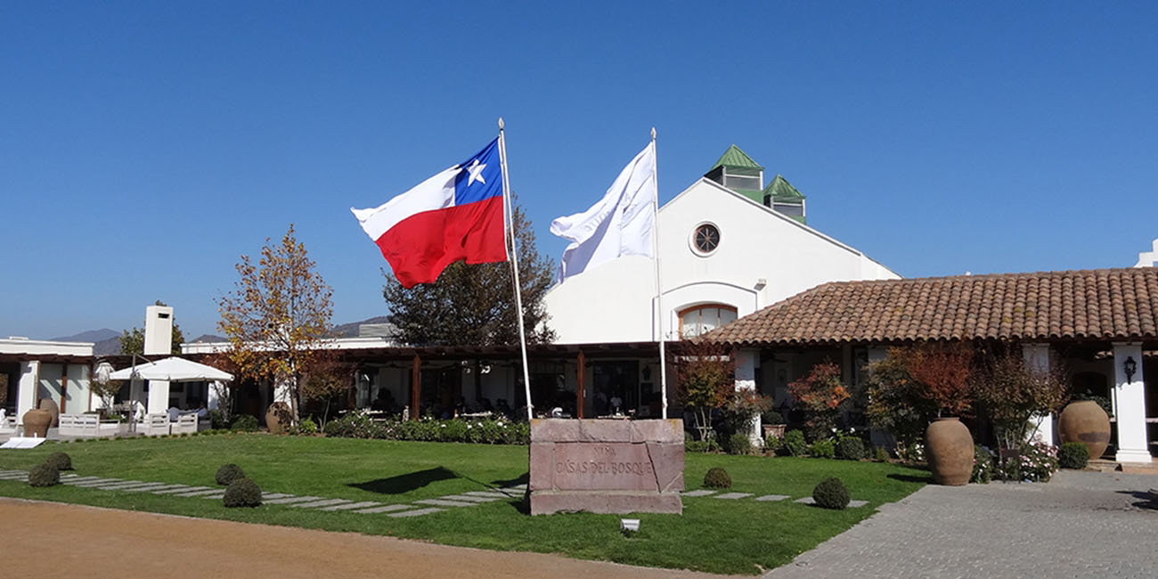 Casas del Bosque Winery