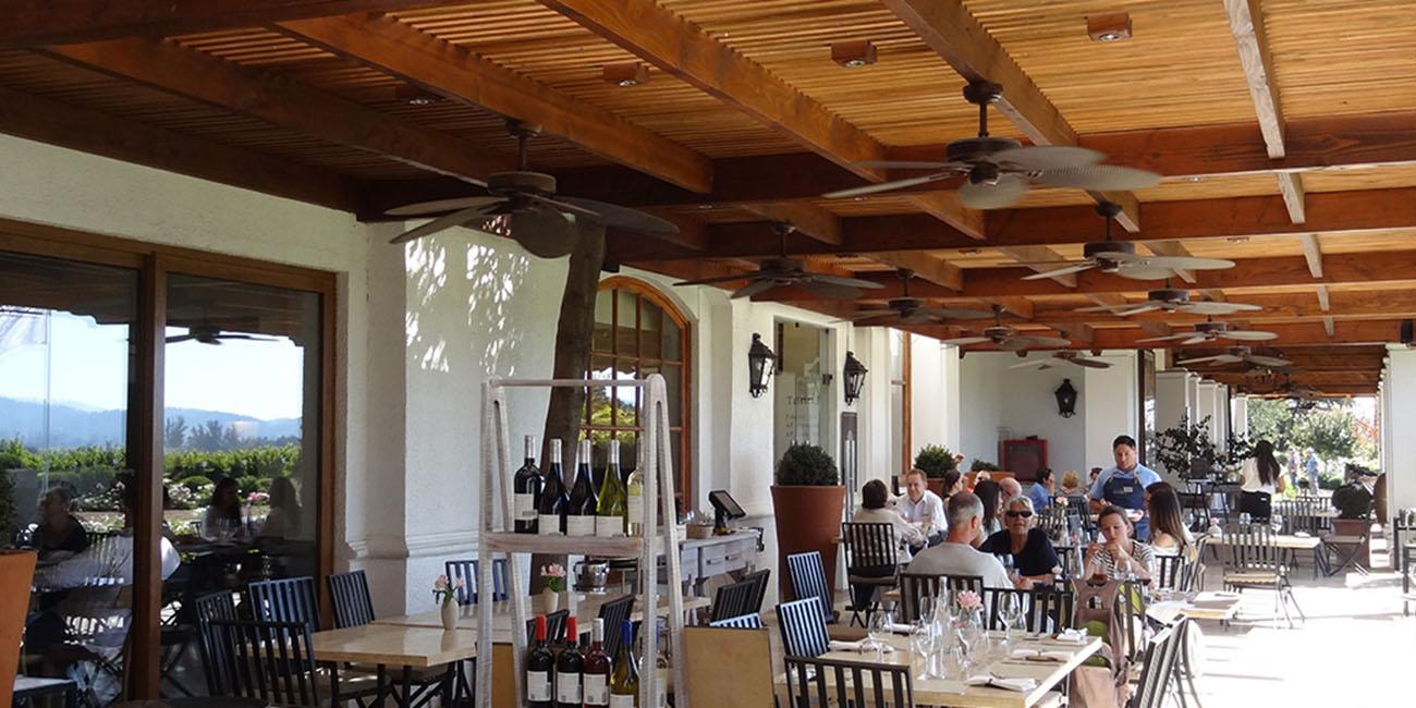 Casas del Bosque Tanino Restaurant