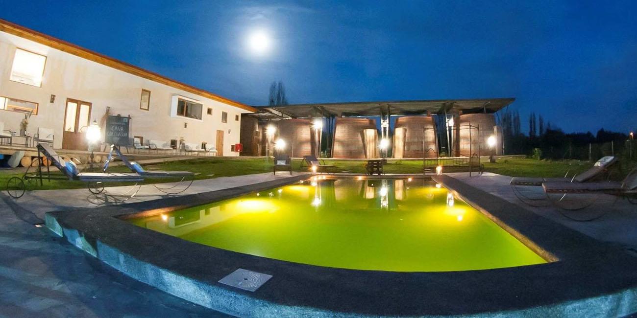Cava Hotel Pool