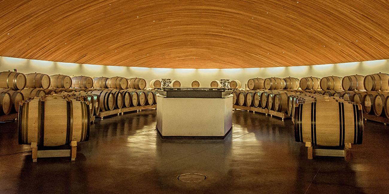 Clos Apalta Lapostolle Winery Tasting Room