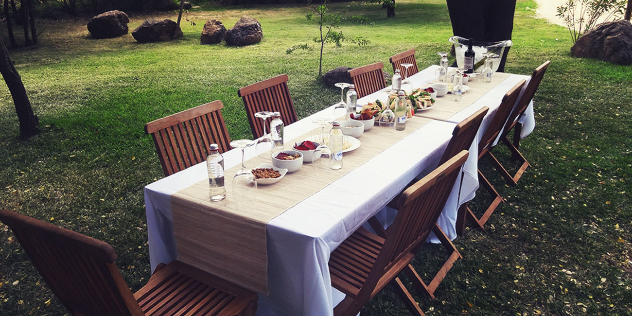 Francois Lurton Winery Picnic Lunch