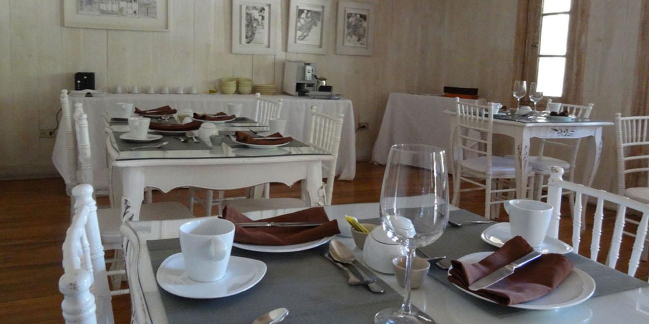 Hotel Casa Silva Breakfast Room
