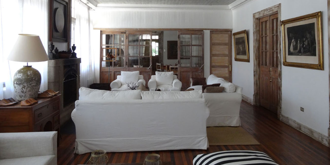 Hotel Casa Silva Sitting Area