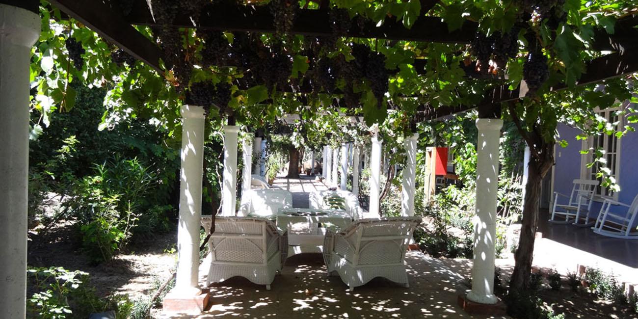 Hotel Quinta Maria Garden Courtyard