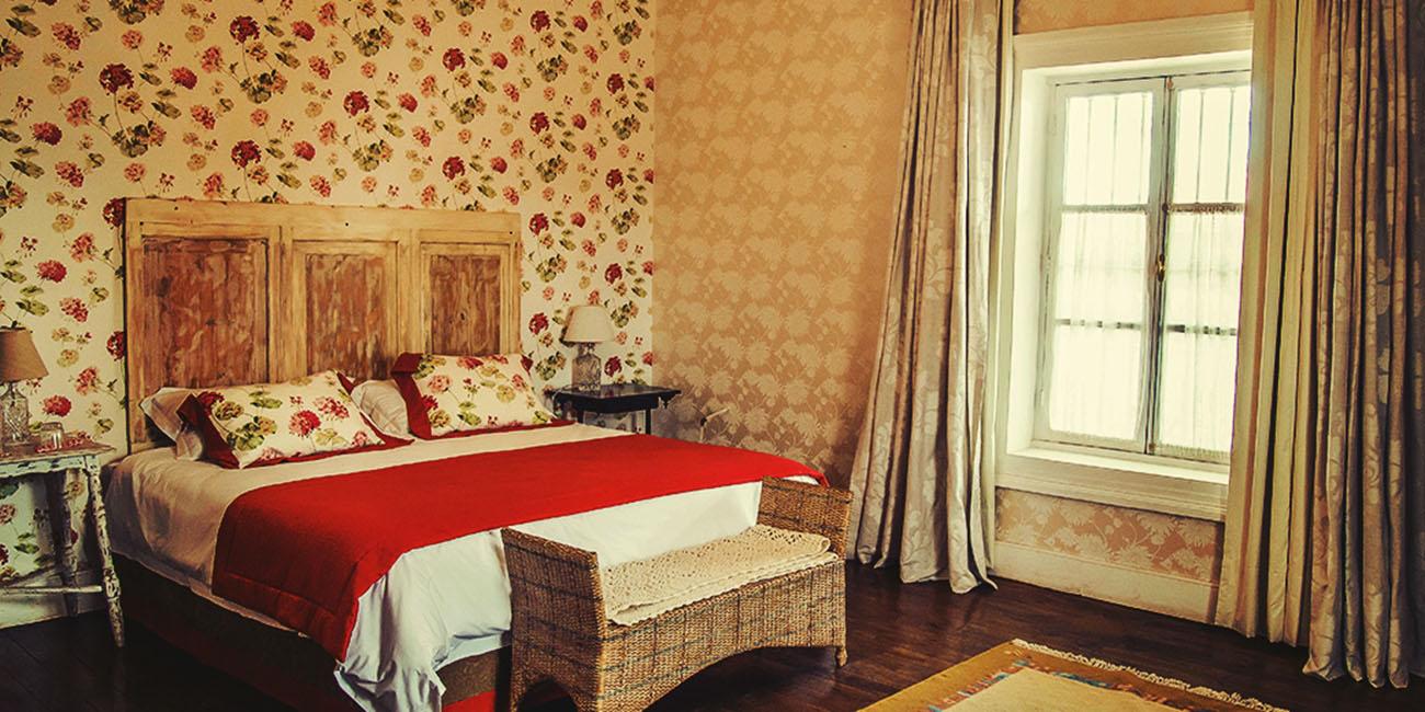 Hotel Quinta Maria Guest Floral Room