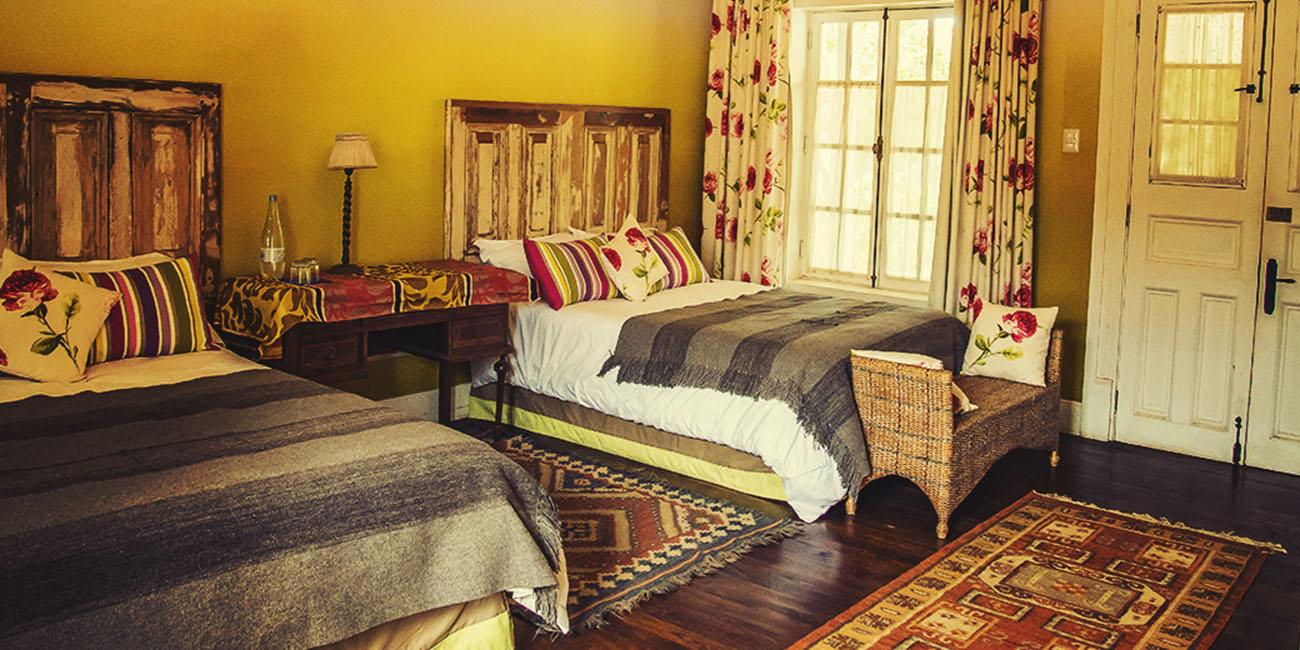 Hotel Quinta Maria Guest Green Room
