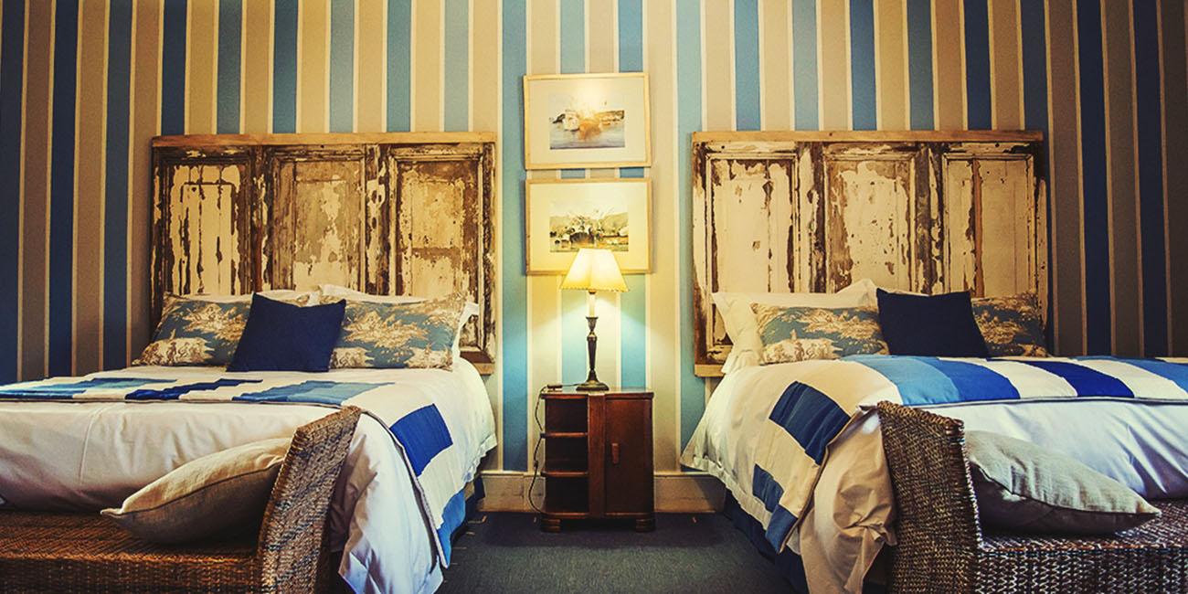 Hotel Quinta Maria Guest Blue Room