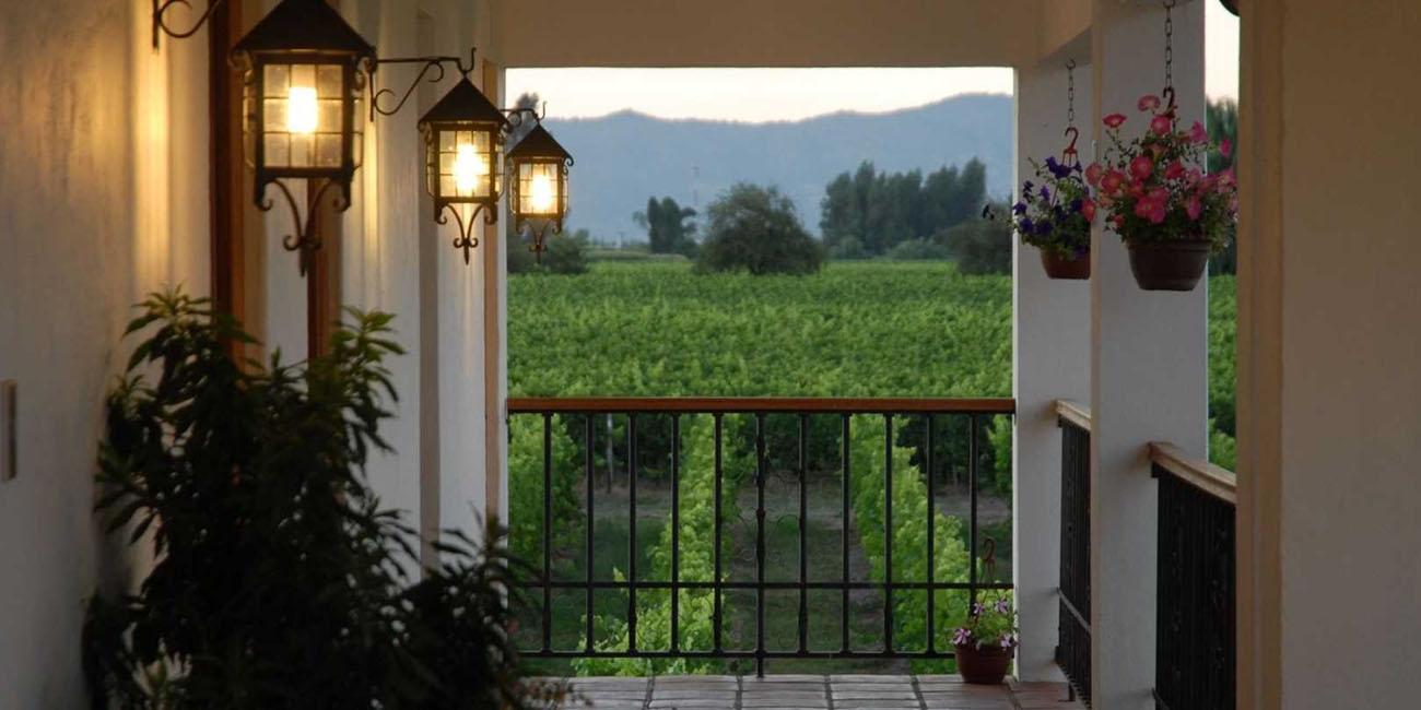 Hotel Terra Vina second level