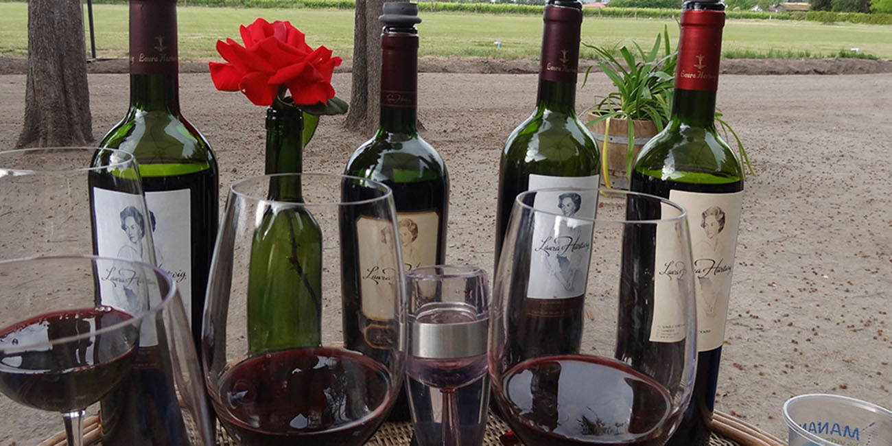 Laura Hartwig wines by the glass