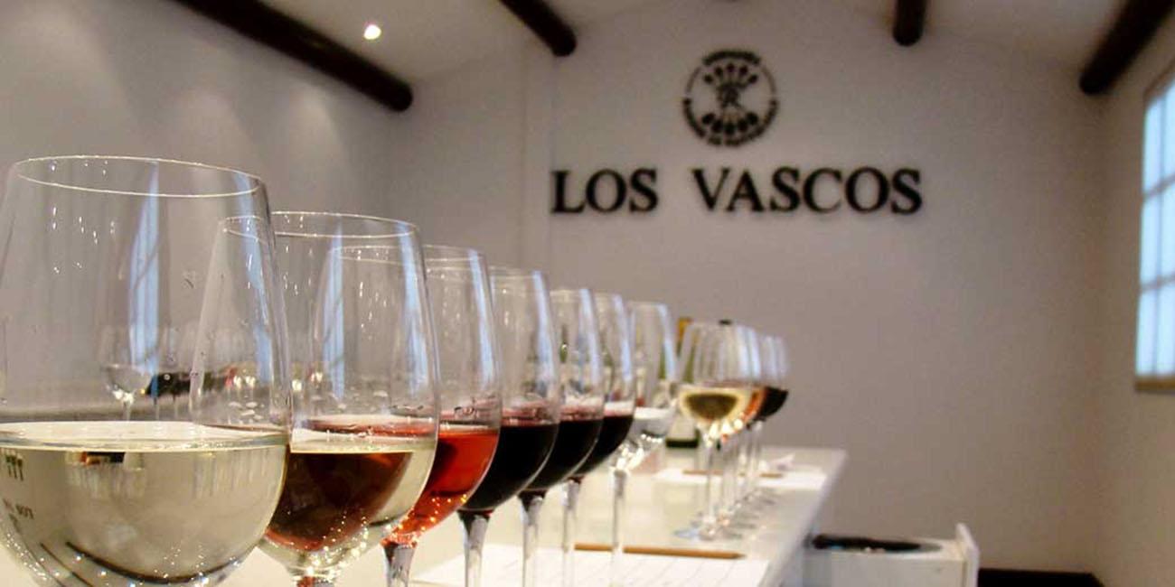 Los Vascos Wine Tasting Room