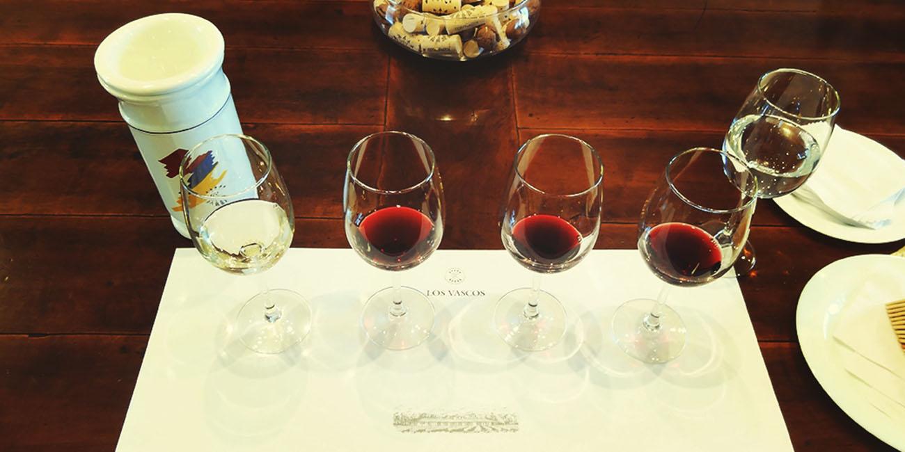 Los Vascos Winery Tastings