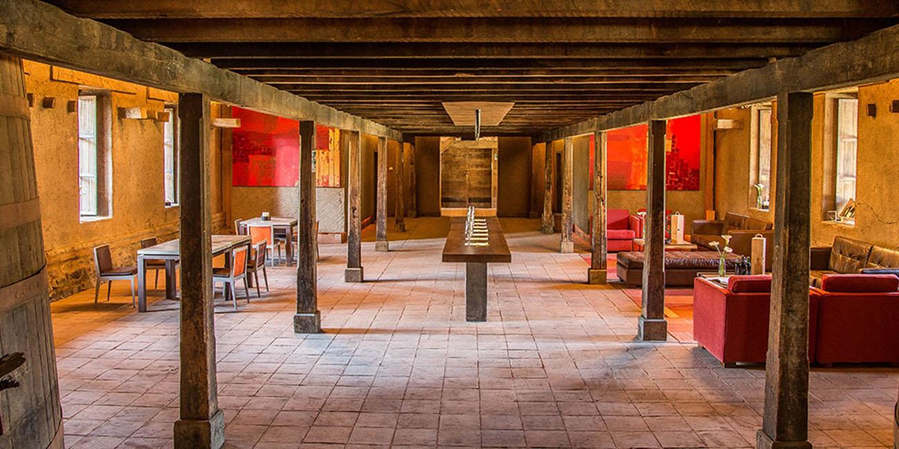 Neyen Winery Interior