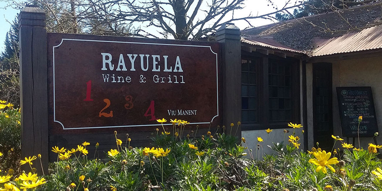 Rayuela Restaurant Sign