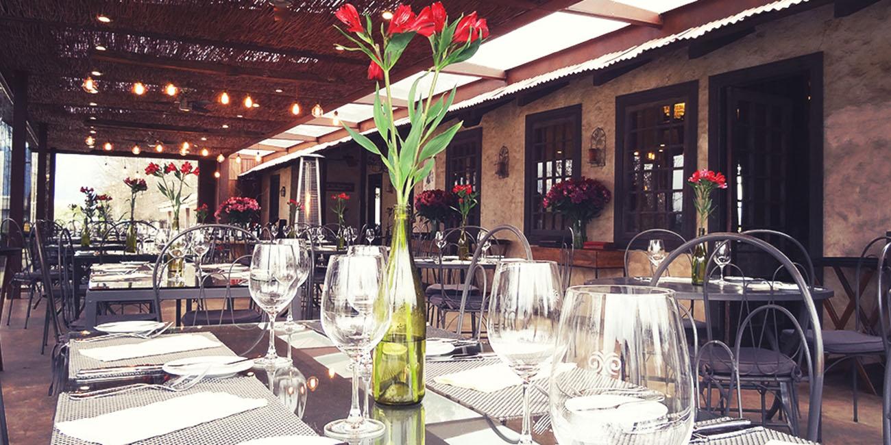 Rayuela Restaurant Dining Room