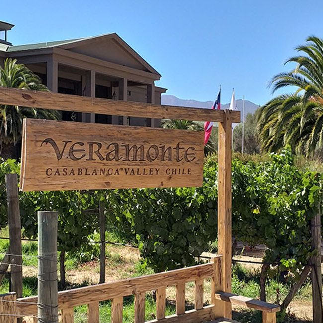 Veramonte Winery Casablanca Chile