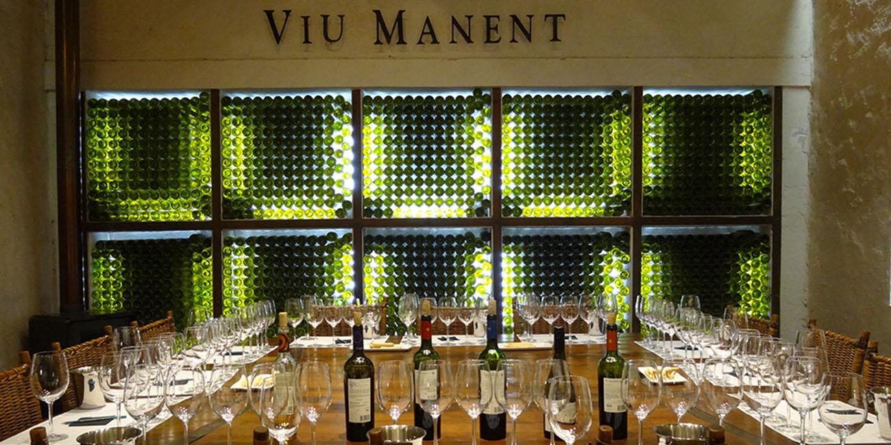 Viu Manent Winery Tastings
