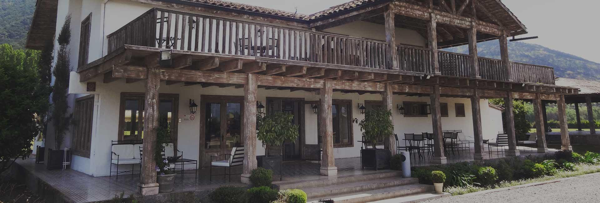 Casa Silva Restaurant Header