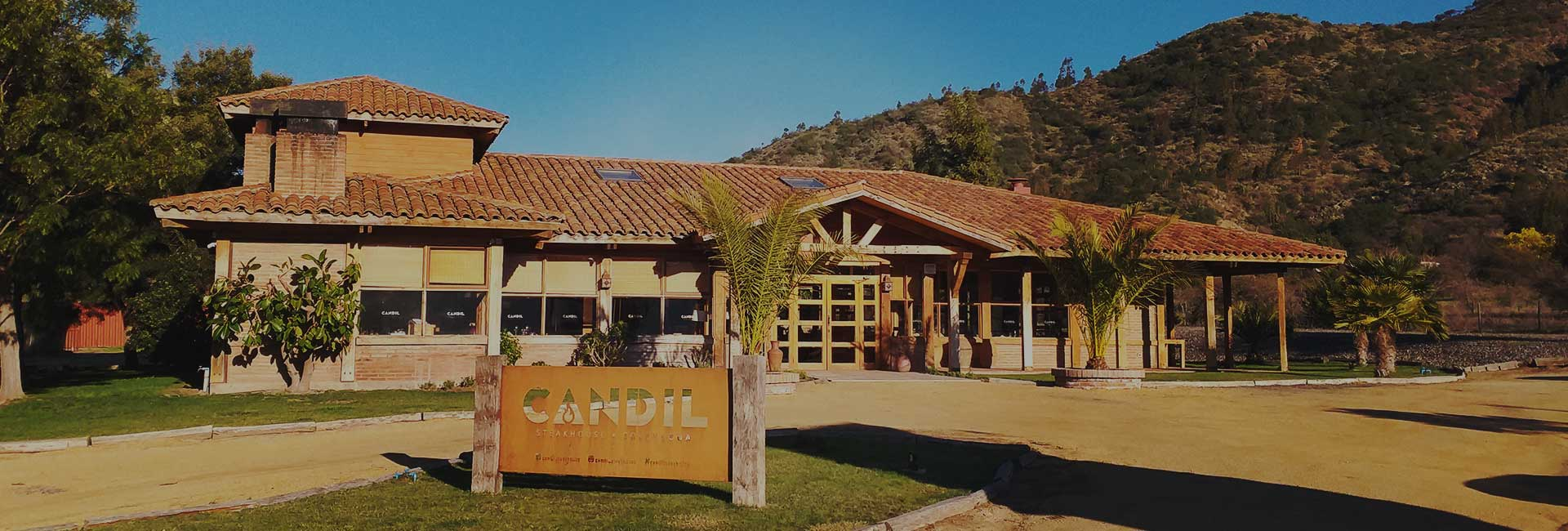 El Candil Steakhouse Header