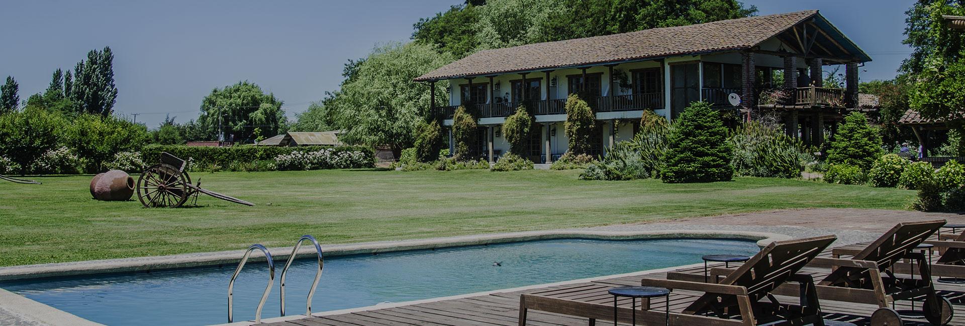 Hotel Casa de Campo pool and exterior
