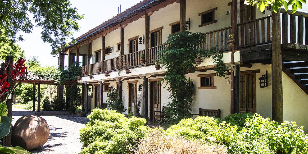 Hotel Casa de Campo exterior