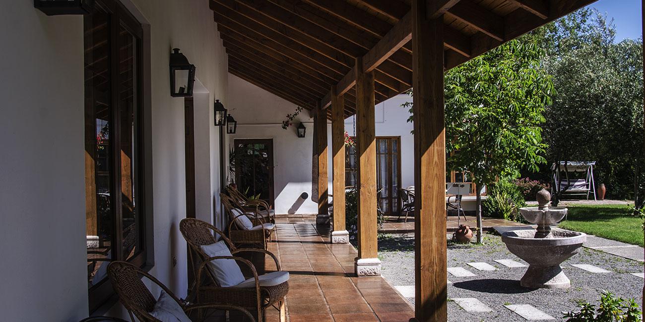 Hotel Solaz Boutique Bella Vista Sitting area