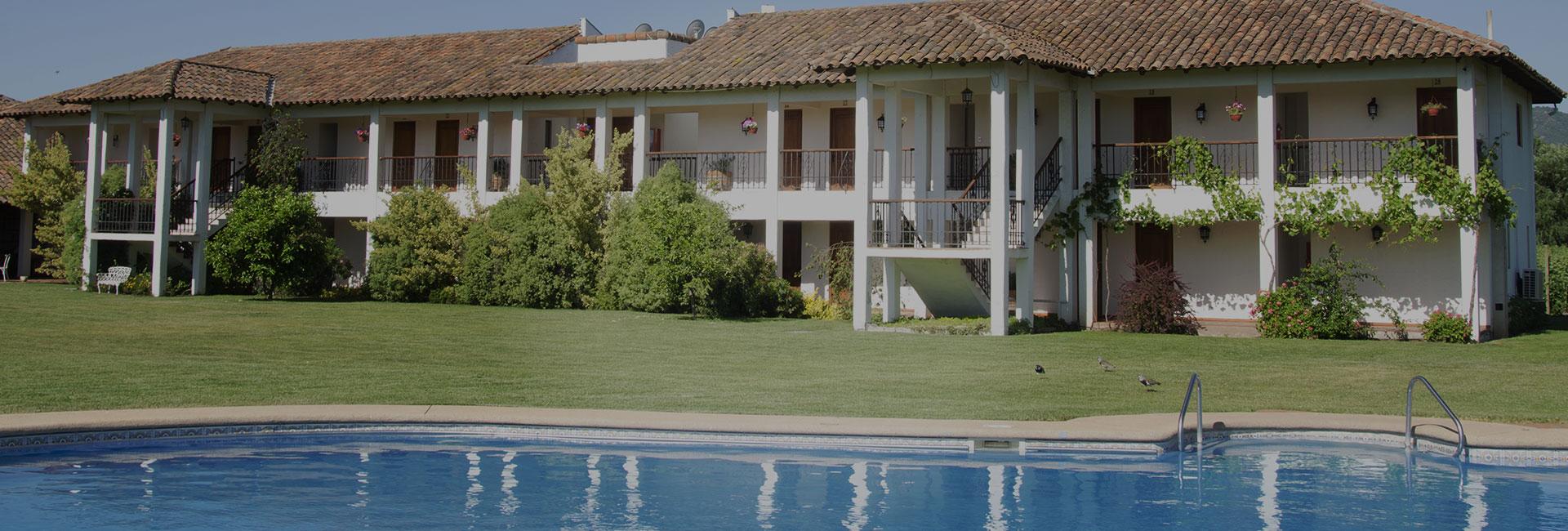 Hotel Terra Vina Pool Area