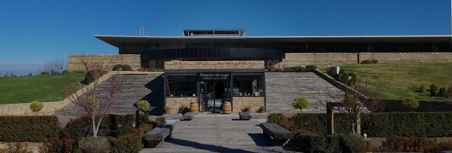 Montes Winery Header