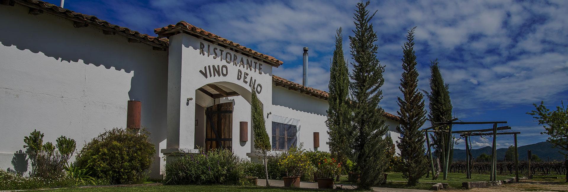 Ristorante Vino Bello Front Entrance
