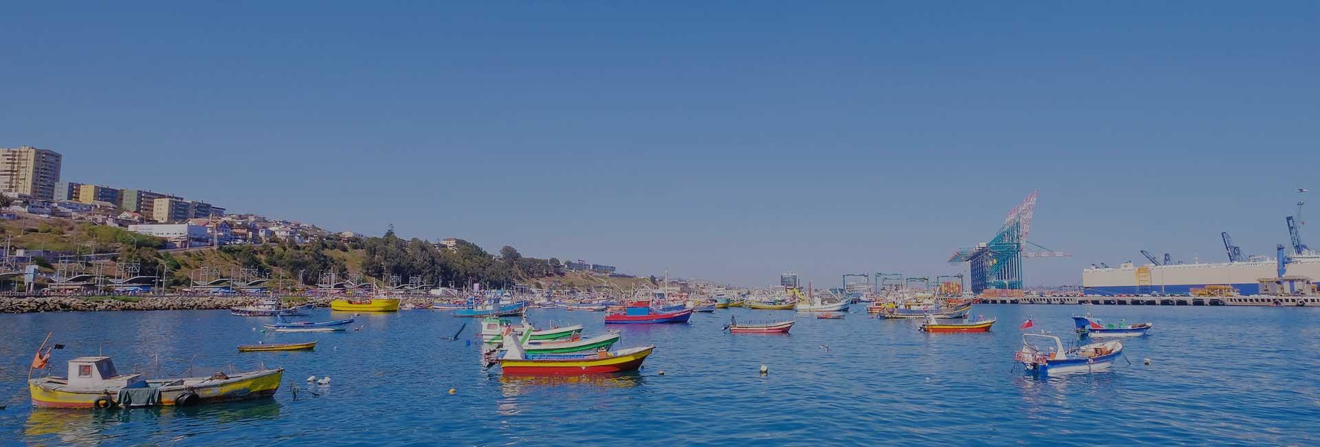 San Antonio Port Chile Transport