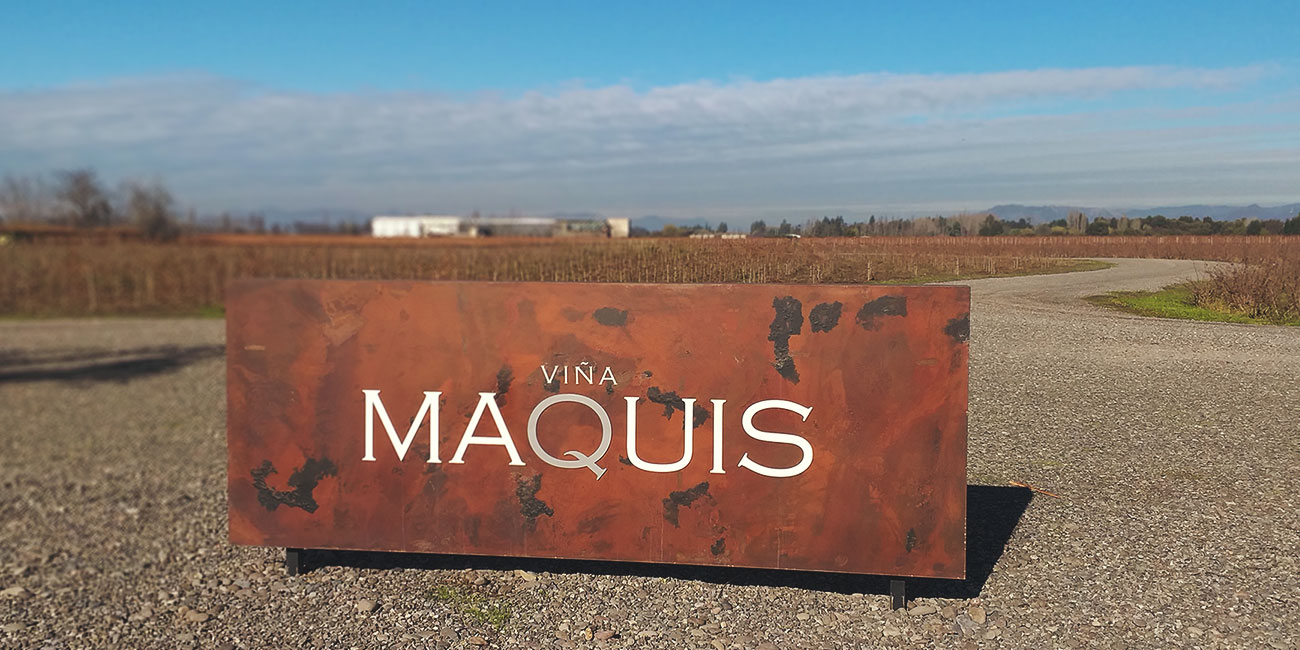 Maquis Sign