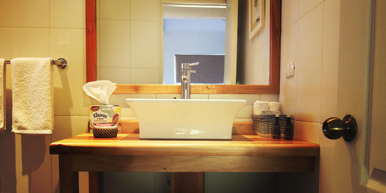 Casa Calfu Bathroom