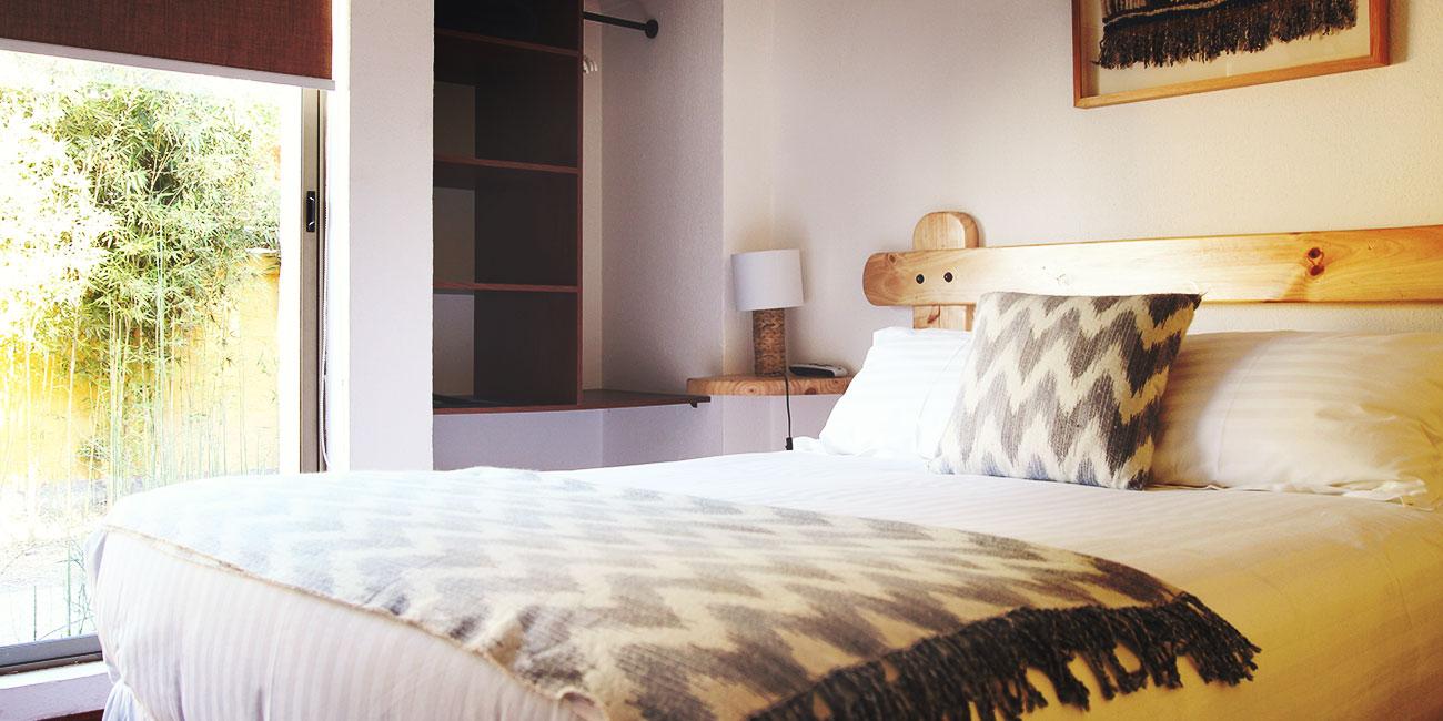 Casa Calfu Bedroom