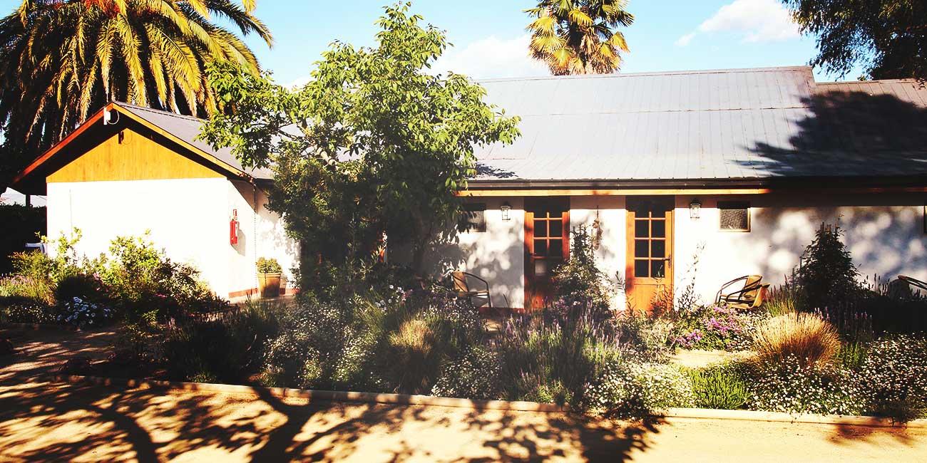 Casa Calfu Entrance