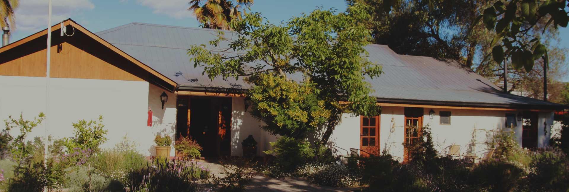 Casa Calfu Header
