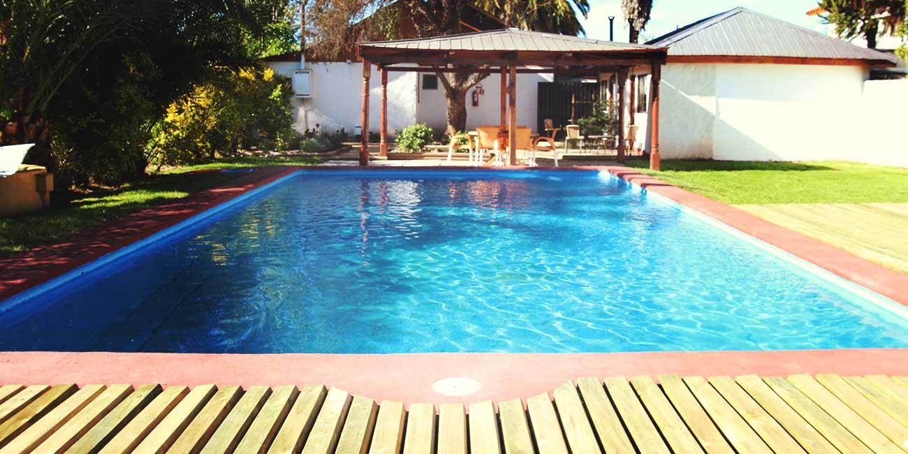 Casa Calfu Swimming Pool