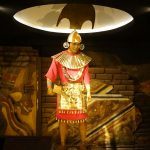 Colchagua Museo King Statue