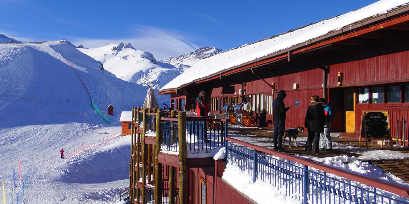 Ski Loft Area