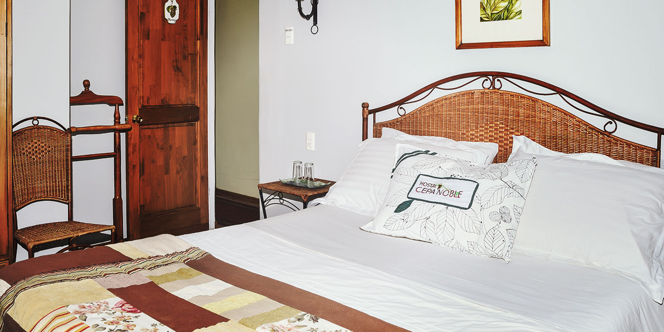 Hostal Cepa Noble Bedroom