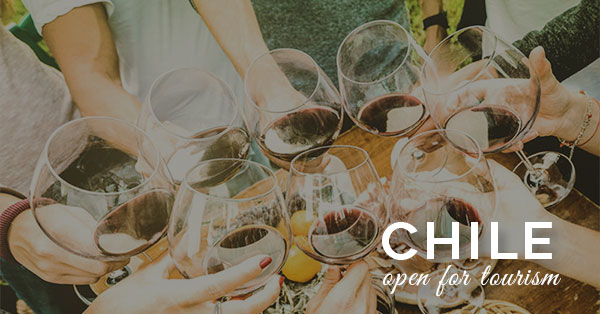 Chile Open For Tourism